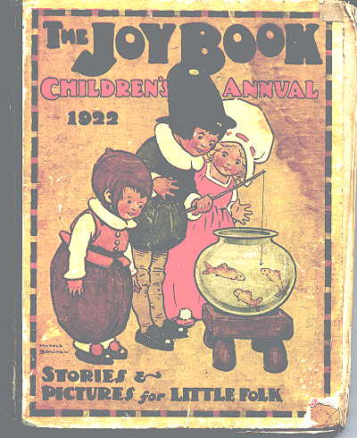 The Joy Book Childrens Annual 1922