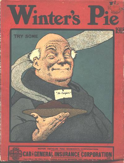 Winter's Pie 1918